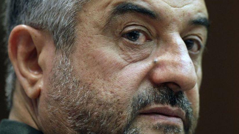 Muhammad Alí Džafárí