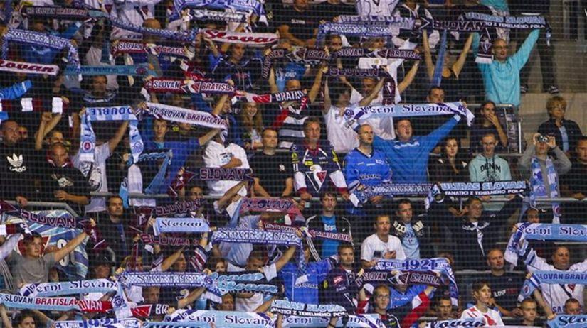 Fanúšikovia Slovana