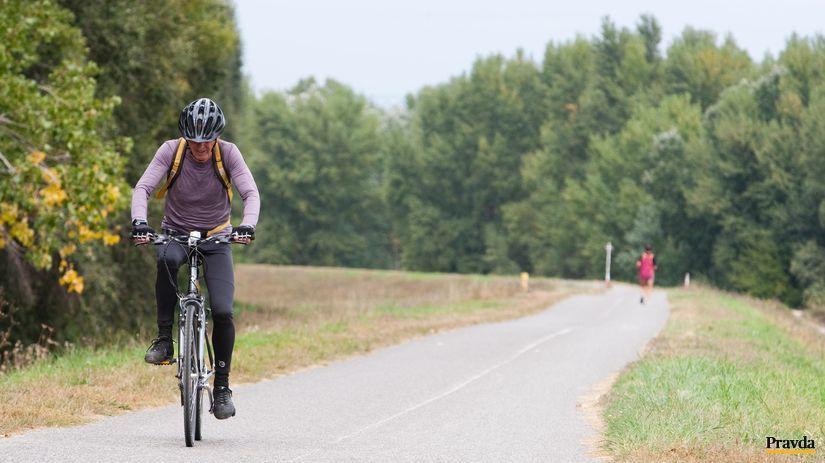 cyklista, bicykel, bicyklovanie