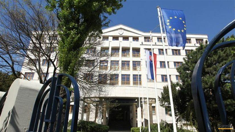 Ministerstvo zahraničných vecí, bratislava