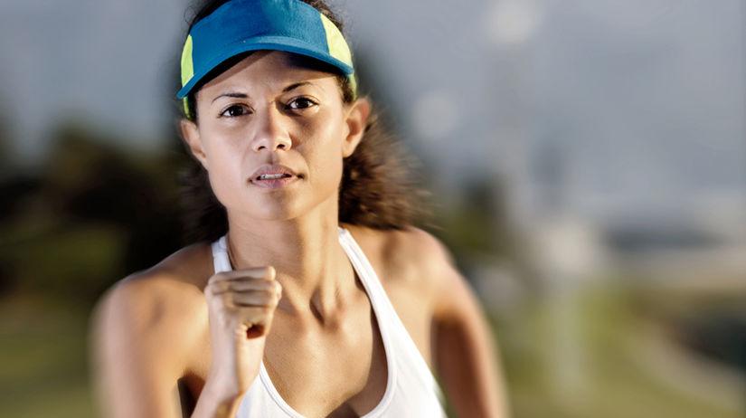 beh - maratón - ilustračné foto