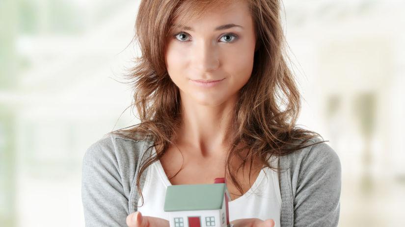 hypotéka, stavebné, sporenie, nehnuteľnosť