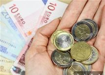(typo - nepouzivat v orise) úver, peniaze, euro, plat, dôchodok