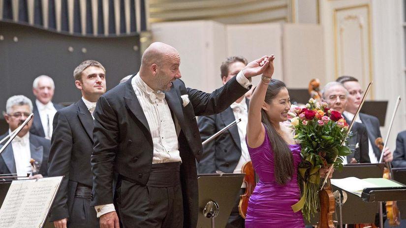 bhschang Dirigent Emmanuel Villaume so Sarah Chang
