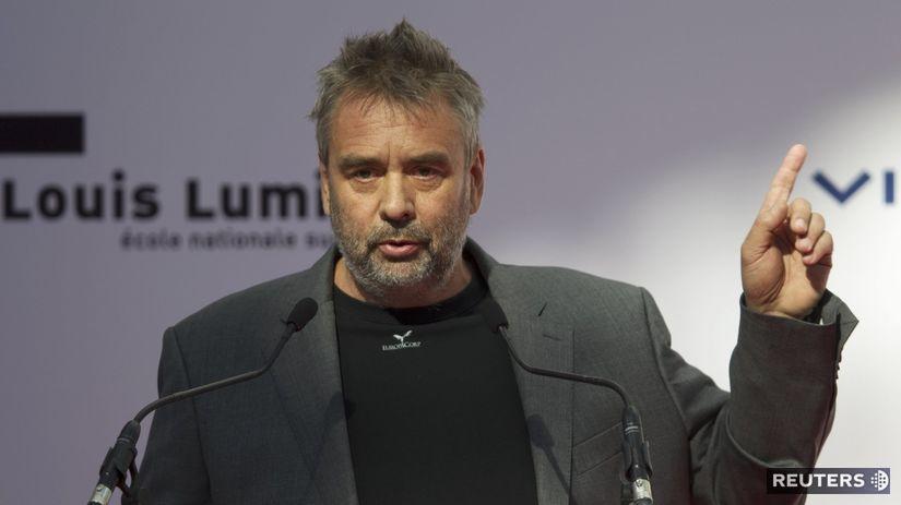 FRANCE/ Luc Besson dal Francúzsku filmové...