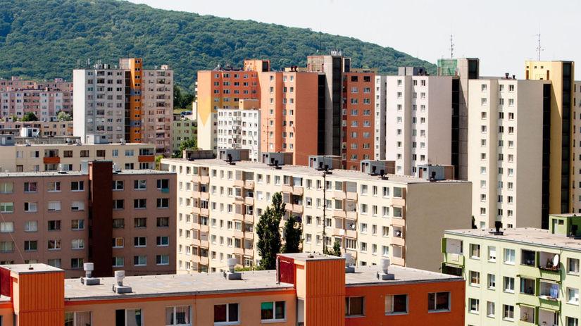 Reality, dom, panelák, bývanie