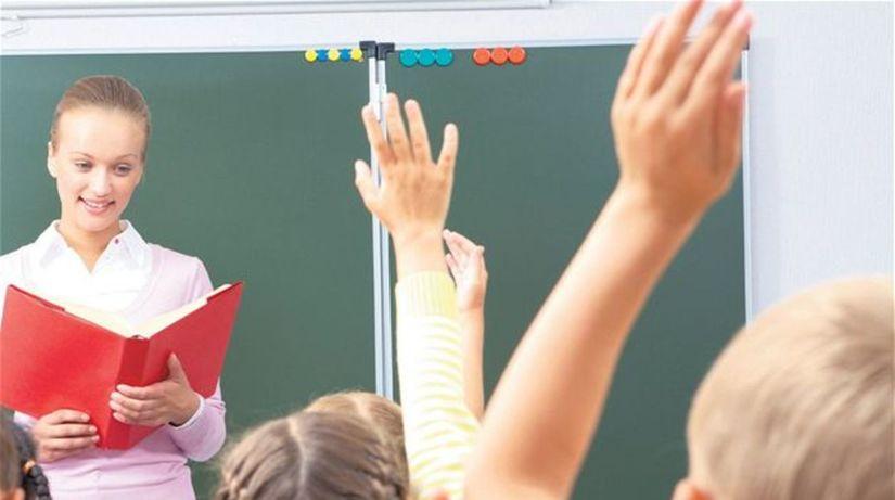 učiteľ, škola, žiak, žiaci