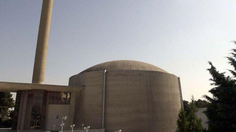 Irán, urán, jadro