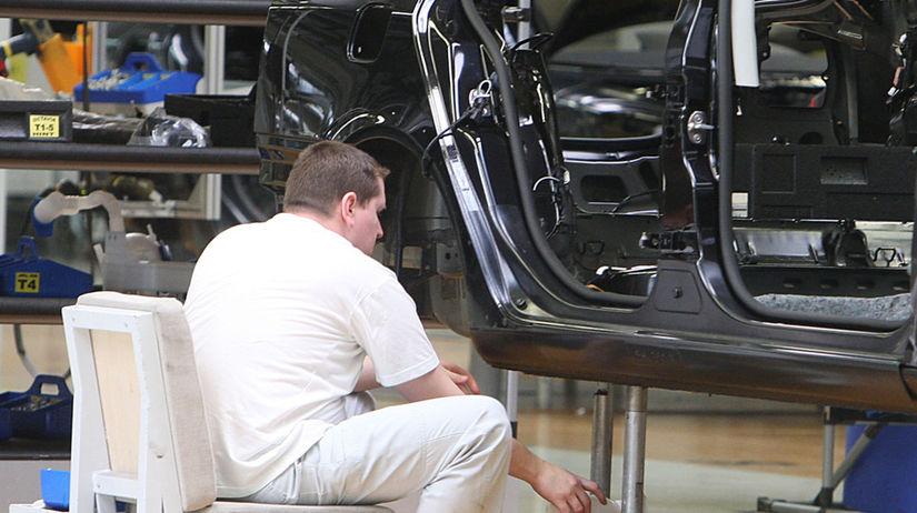 Automobilka, práca, Volkswagen