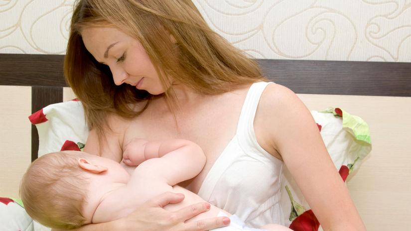 dojčenie - matka - dieťa - kŕmenie - materské...