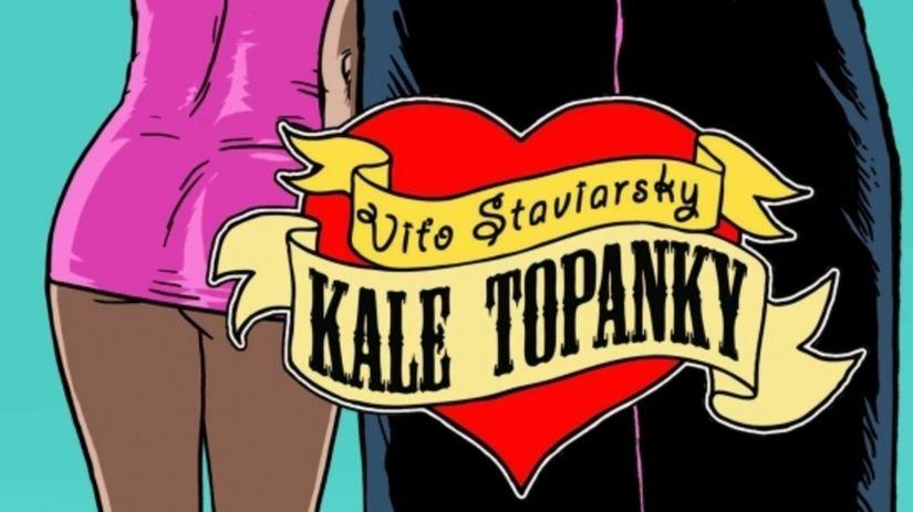 kale-topanky Víťo Staviarsky: Kale topanky,...