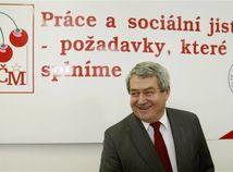 Vojtech Filip, KSČM