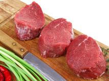 mäso, sviečková