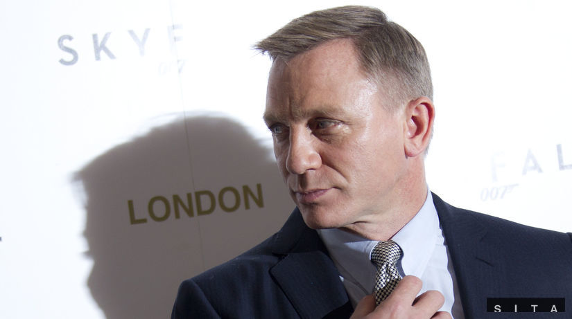 Skyfall Bond Photo Call London Daniel Craig bond