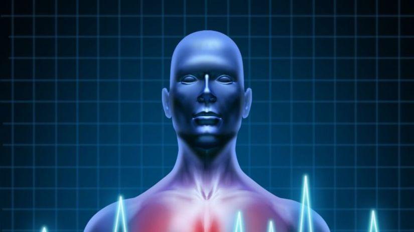 človek, srdce, kardiostimulátor