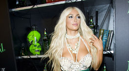Kim Kardashian Halloween Party
