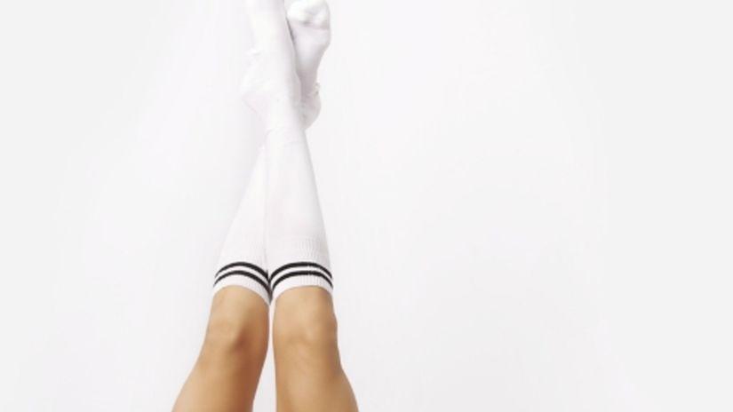 Ponožky dopomôžu ženám k orgazmu