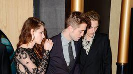 Kristen Stewart a Robert Pattinson
