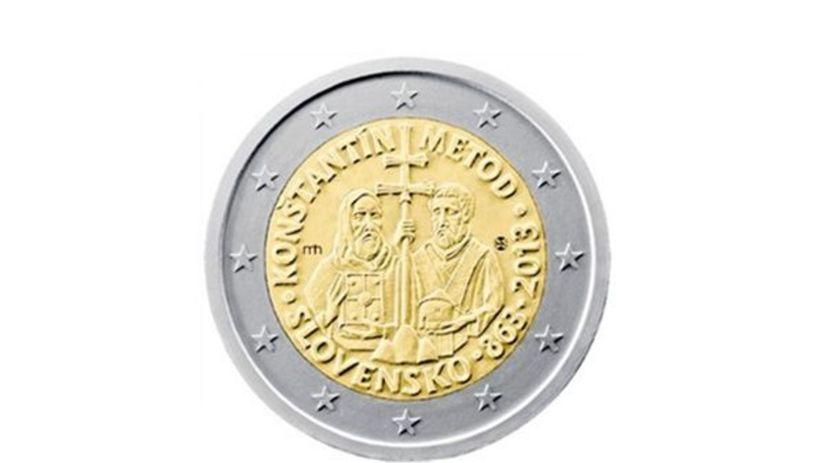 minca, Konštantín a Metod