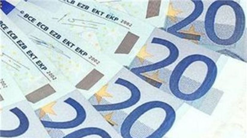 (typo - nepouzivat v orise) Peniaze, euro,...