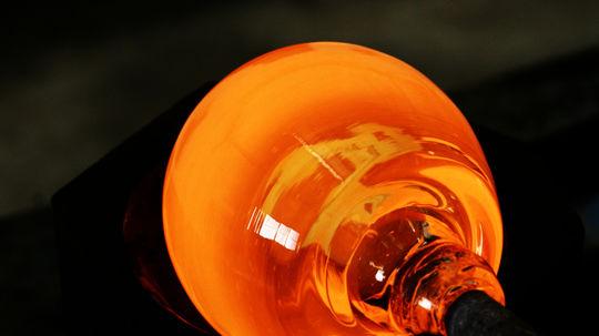 výroba skla, plavenie, sklo