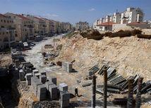 Palestína, osady, Izrael