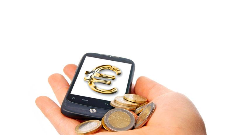 mobil, smartfón, peniaze, Android, zlodej, SMS,...