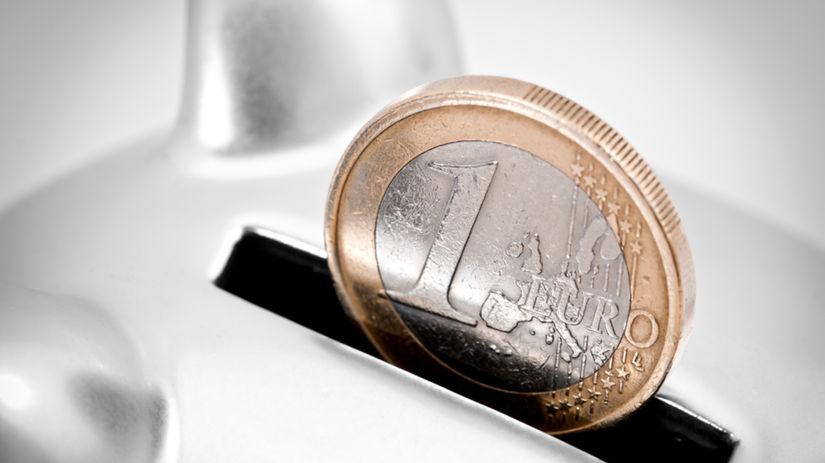 euro, sporenie, vklad, investovanie, investor,...