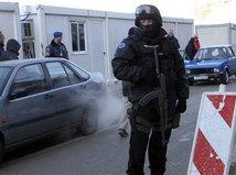 Kosovo, Srbsko, priechody, hranice