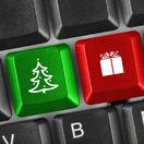 darčeky, internet, vianoce, vianočné sviatky, e-shop, nakupovanie, obchod