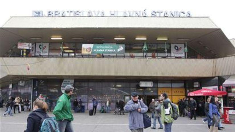 Bratislavská vlaková Hlavná stanica