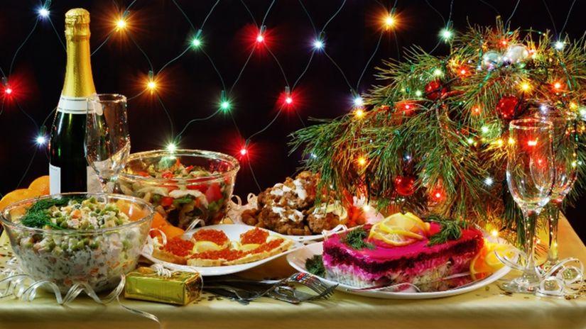 vianoce, štedrý večer, večera, hostina, jedlo,...