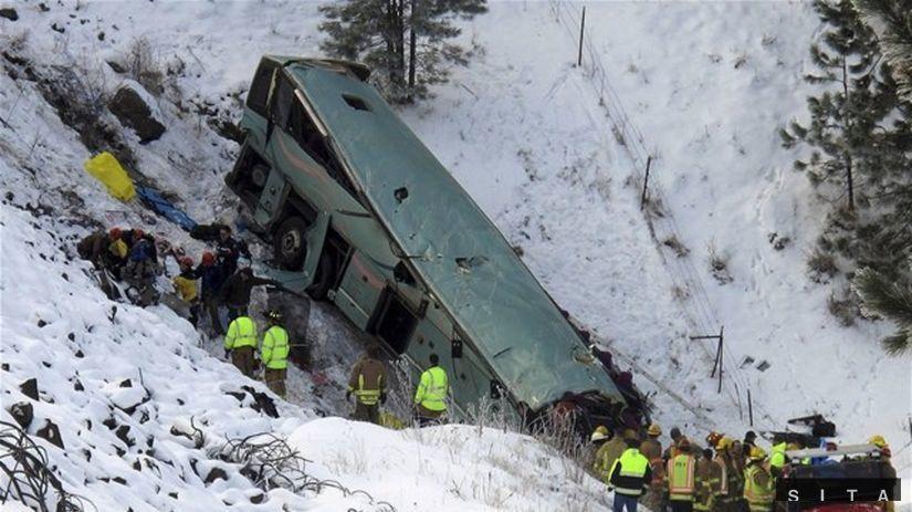 autobus, Oregon