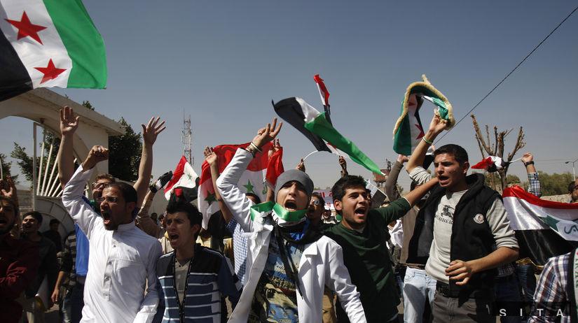 Jemen, Sýria, nepokoje