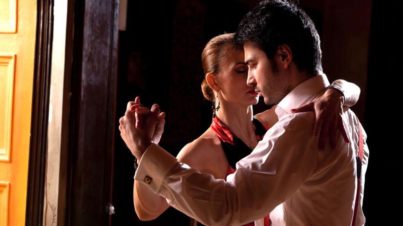 tango - tanec - terapia tancom