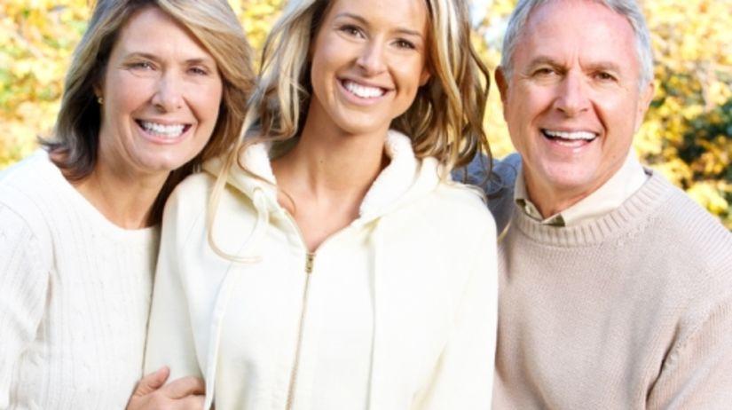 Anketa: Viacgeneračné bývanie. Áno či nie?