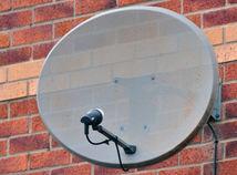 Satelit, televízia