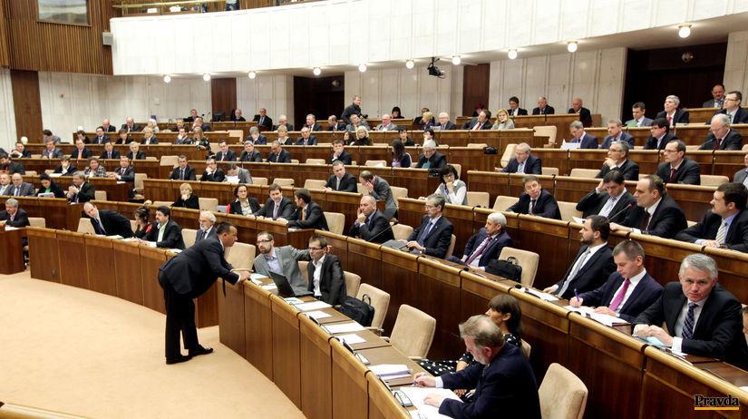parlament, rokovacia sala, zasadacia sala