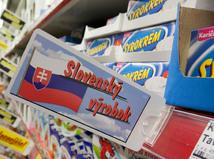 Slovenský výrobok, domáci, potraviny, obchod