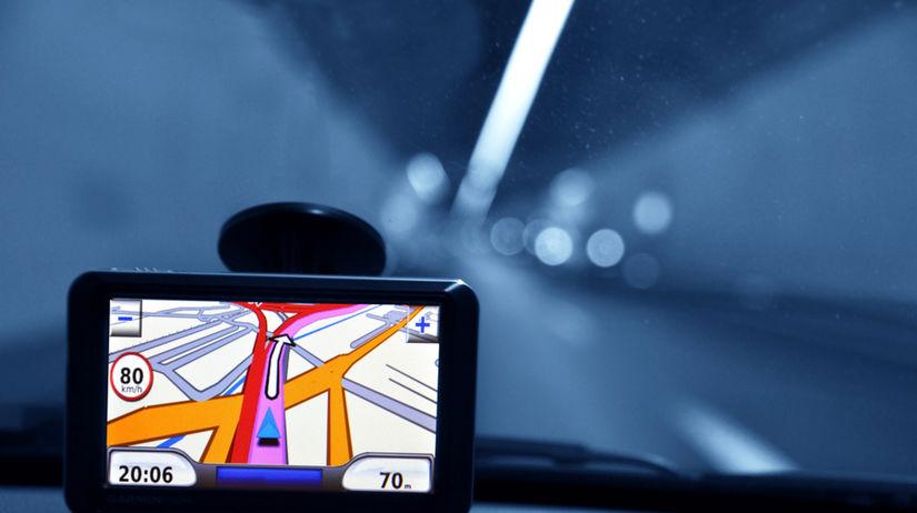 navígácia, GPS, určovanie polohy, satelit, iGo,...