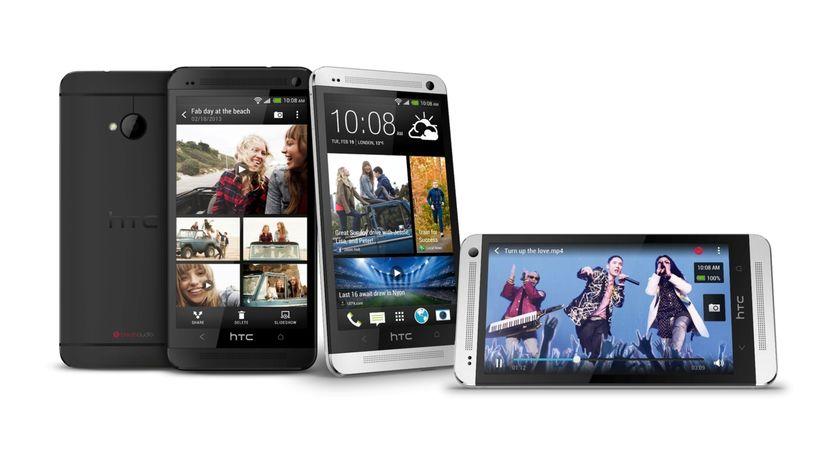 HTC One, smartfón, telefón