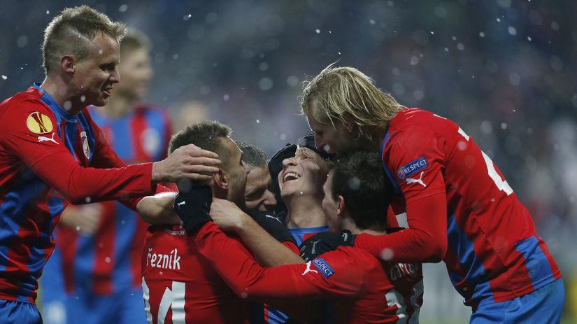 plzen, futbal radost