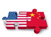 USA, Čína