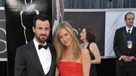 Jennifer Aniston a Justin Theroux