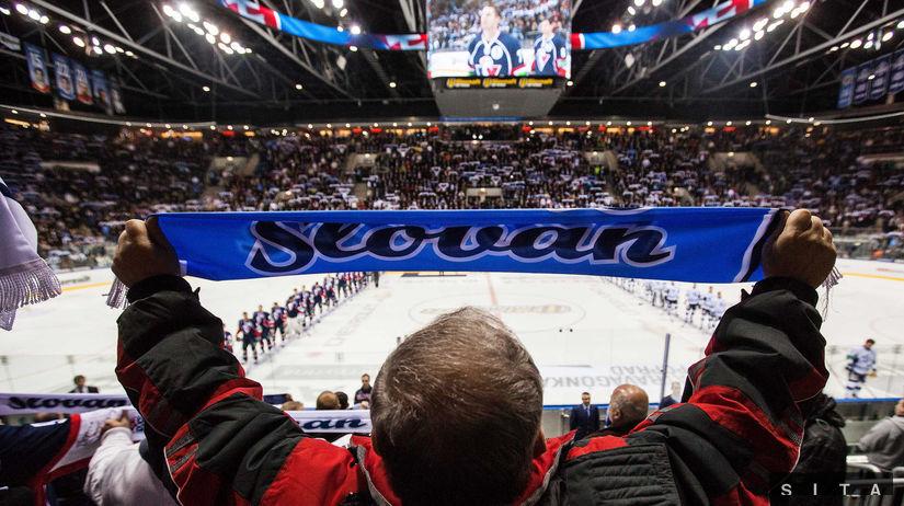 slovan, fanusik, hokej