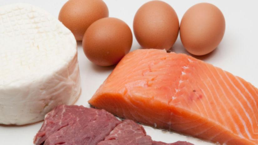 Vhodný zdroj proteínov.