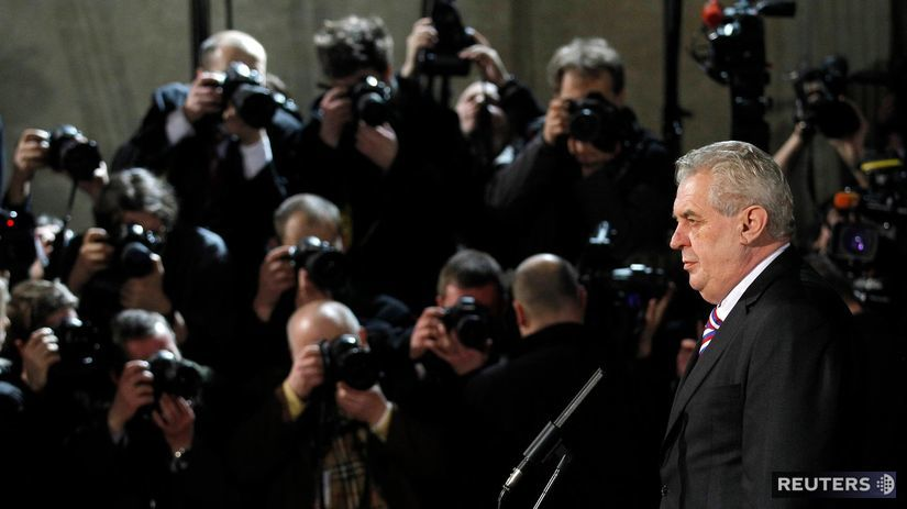 Miloš Zeman, inaugurácia