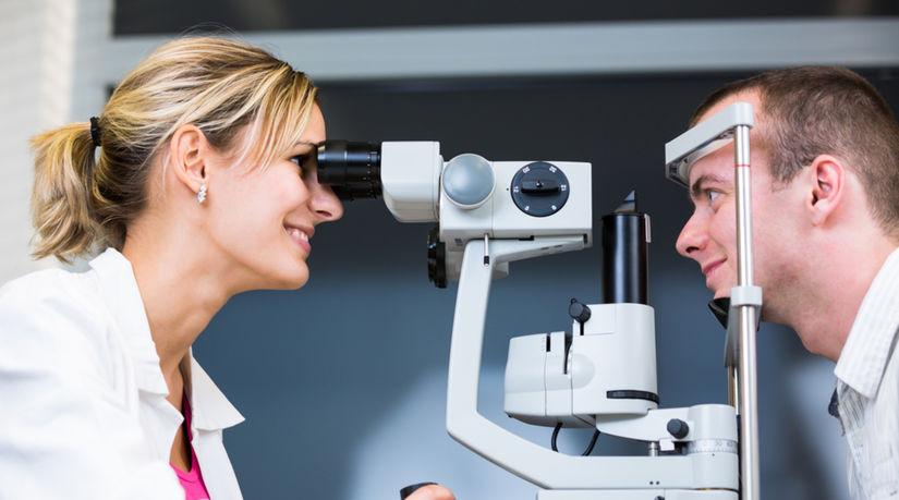 oko, oči, očný lekár, vyšetrenie, makula, očný...