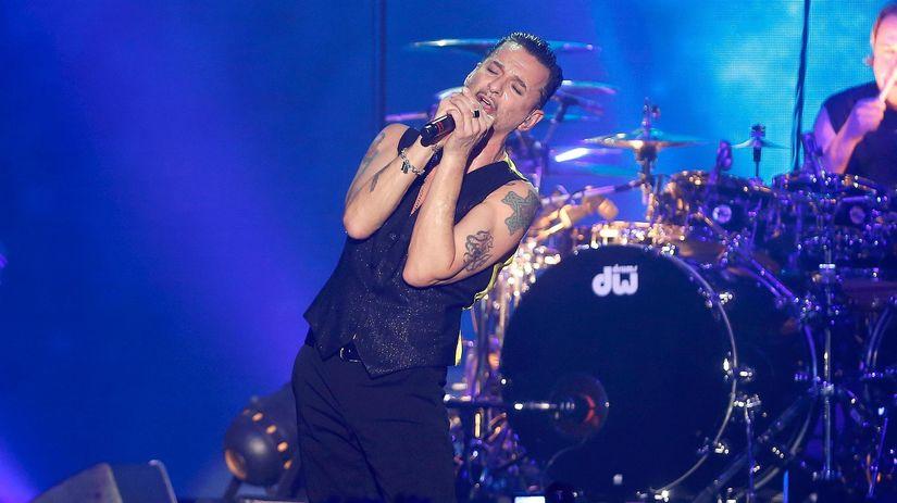 Depeche Mode Viedeň