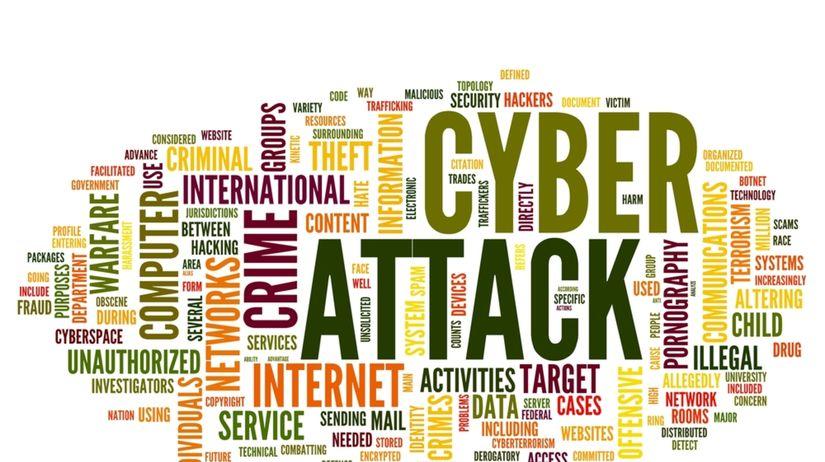 internetový útok, hacker, malvér, cyber attack,...